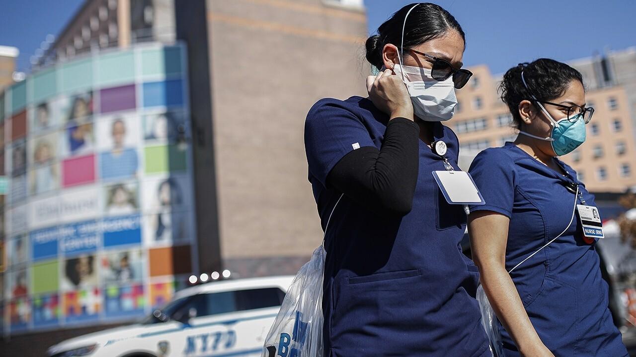 UN donates 250,000 masks to New York to help with coronavirus crisis - fox