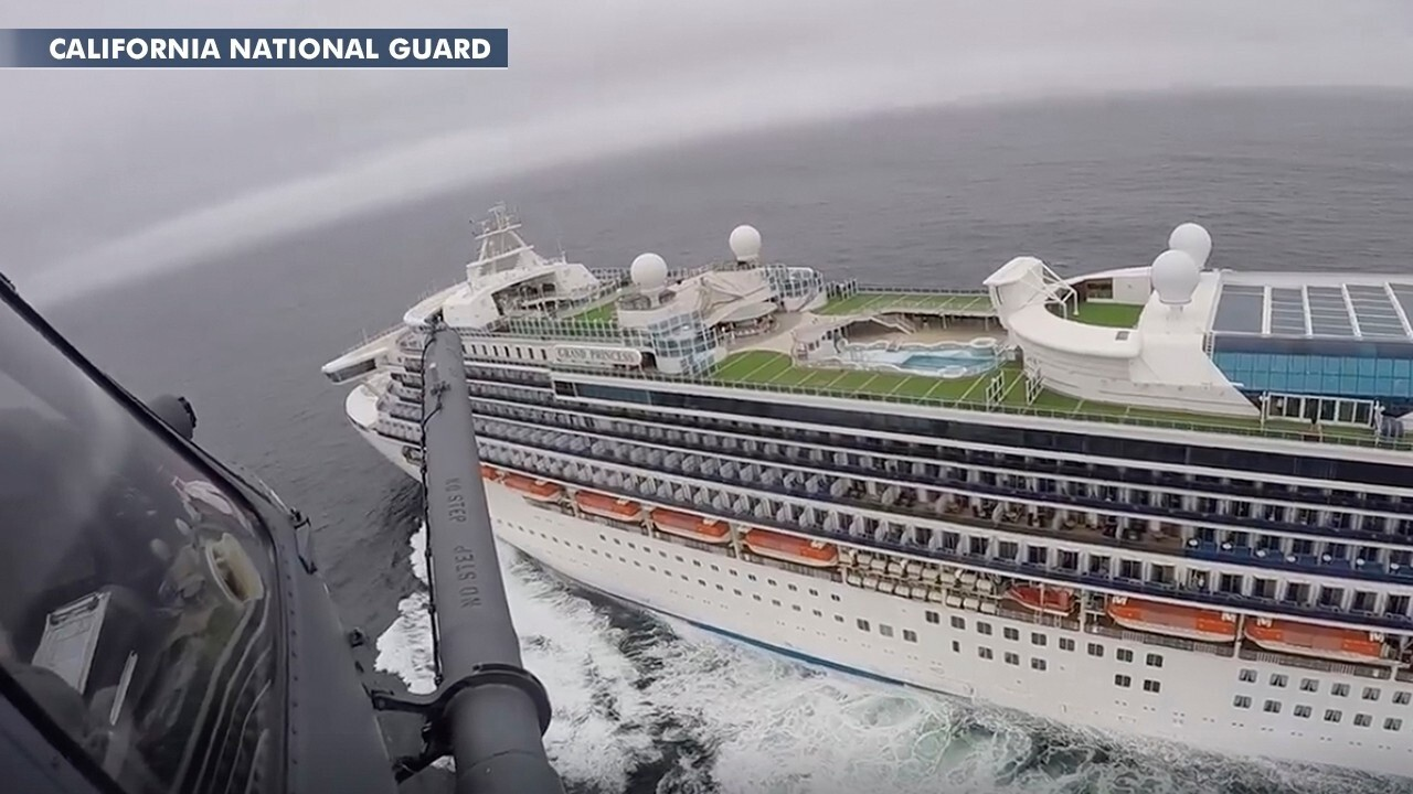 More than 3,400 people on the Grand Princess are still in limbo waiting for COVID-19 test results; Claudia Cowan reports from San Francisco.