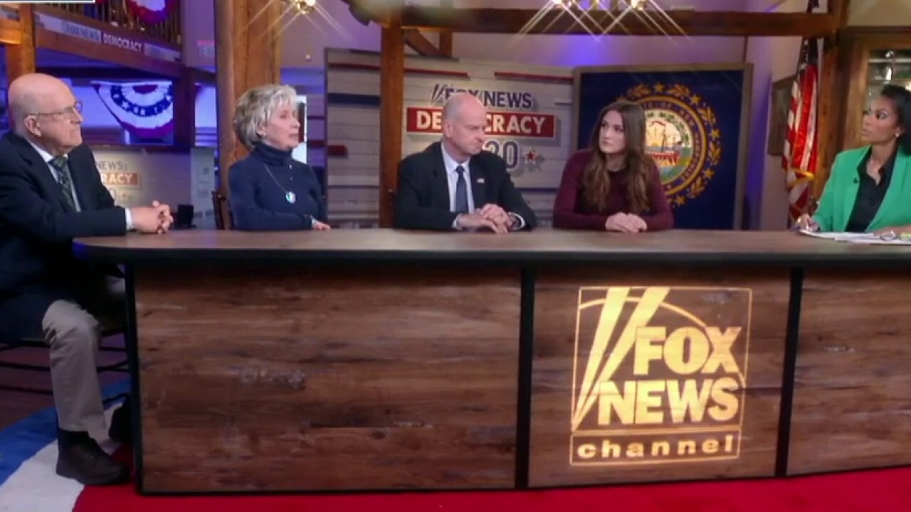 Voters' Voices: New Hampshire voters weigh in on the 2020 race