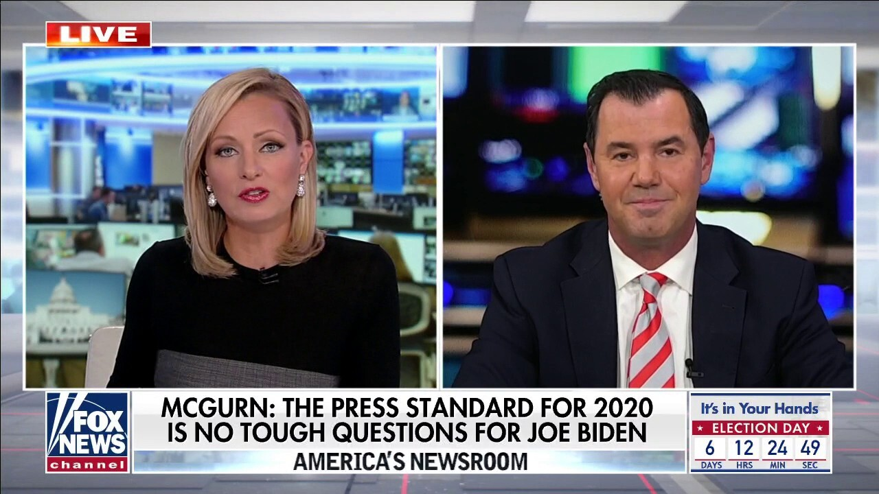 The Hill Media reporter Joe Concha says 'hostile press conferences' will go away under a Biden administration