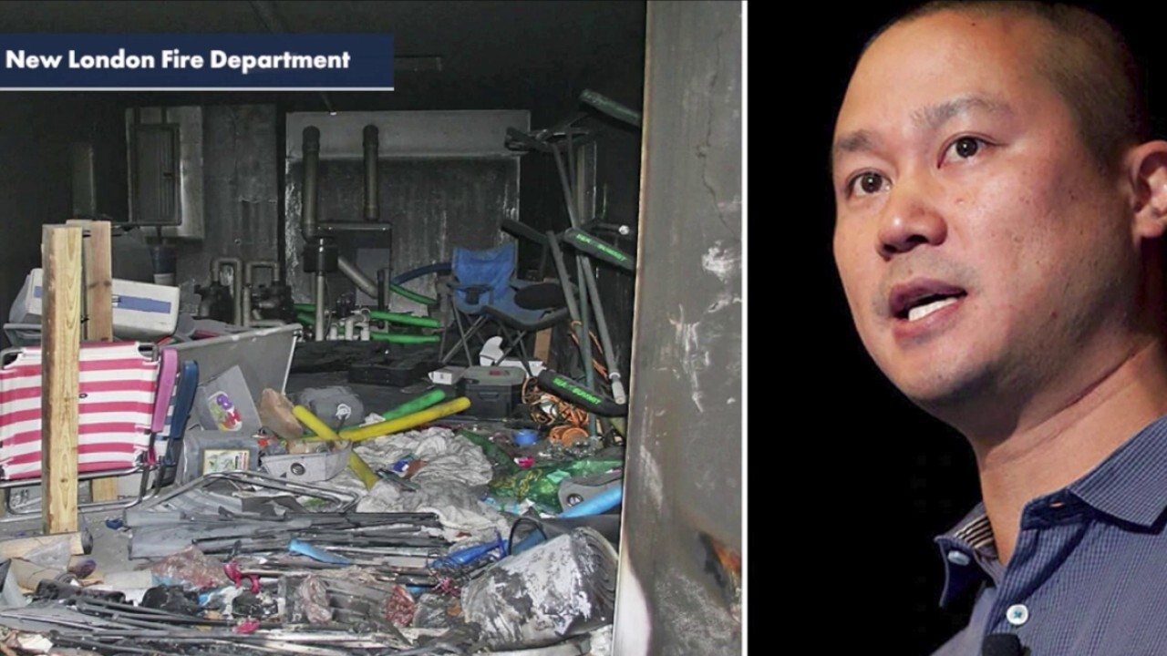 911 call reveals last moments of former Zappos CEO Tony Hsieh