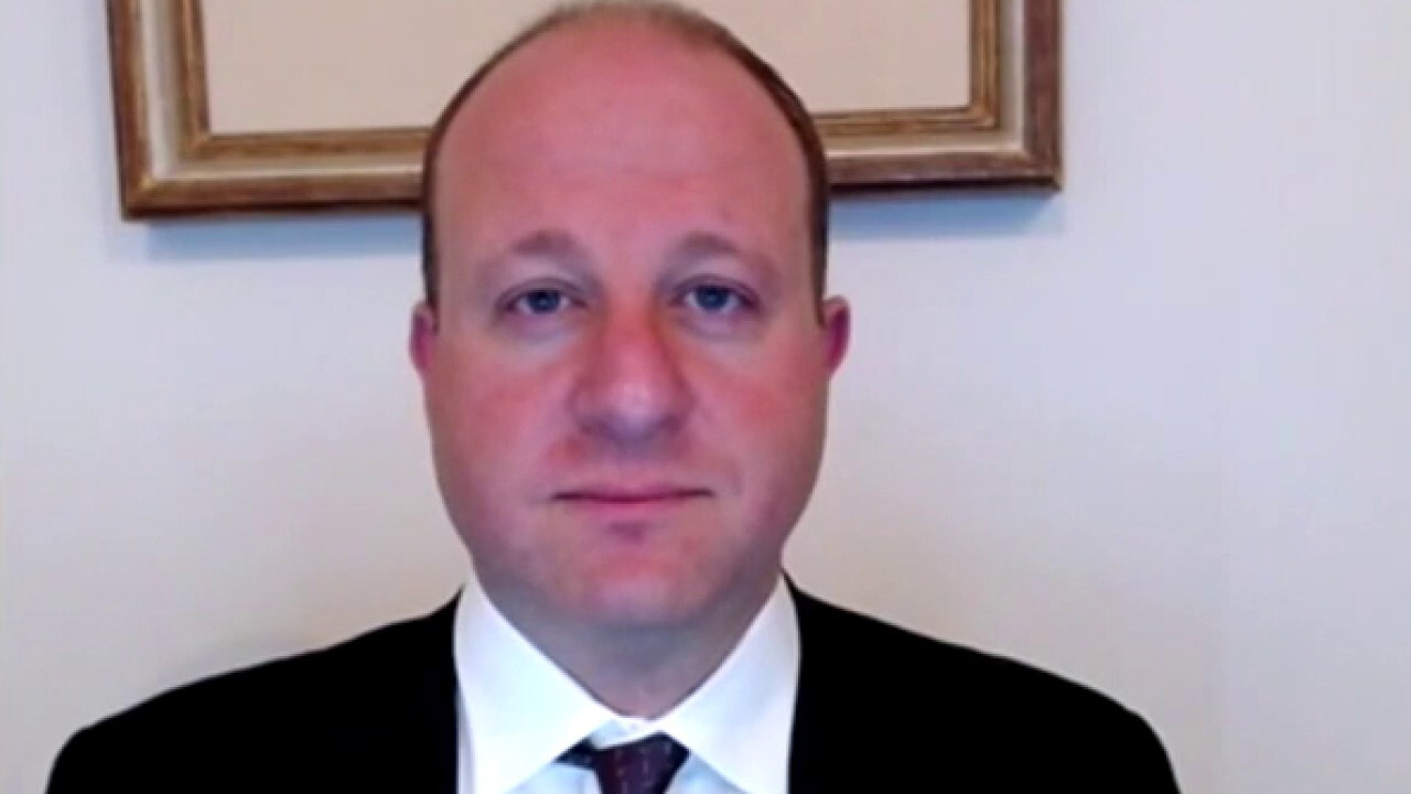 Gov. Jared Polis on outlook for reopening Colorado's schools
