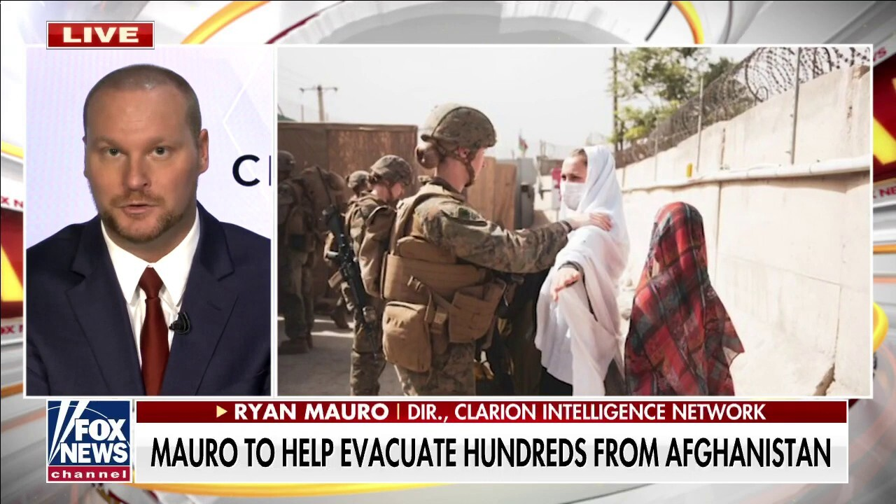 Defense contractors working to evacuate Americans from Afghanistan
