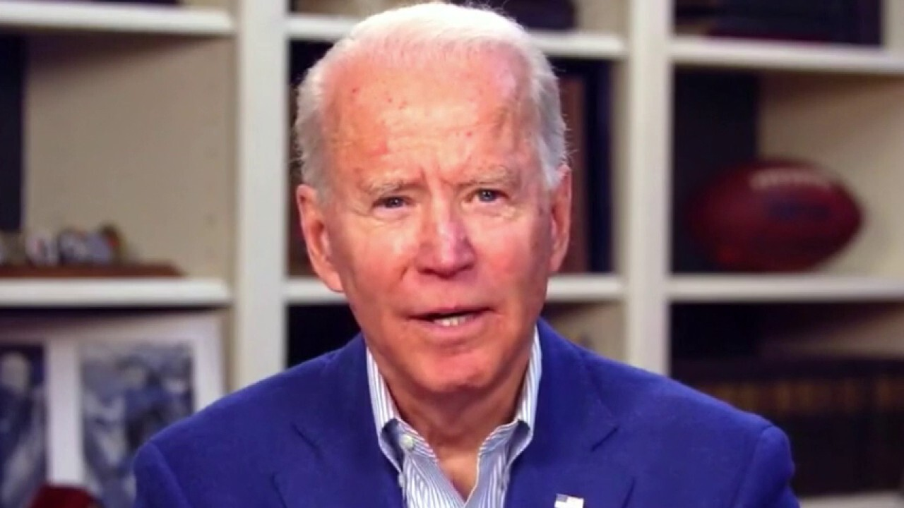 2020 Democracy: Biden expanding virtual campaign in South, West