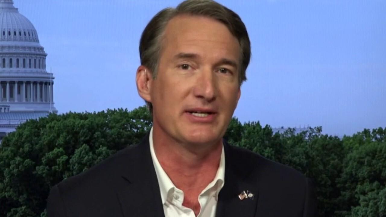 Political newcomer wins GOP gov nomination in Virginia