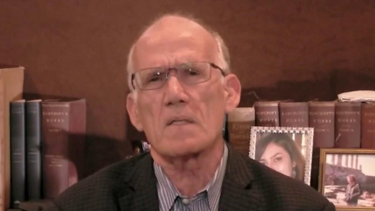 Victor Davis Hanson: US was not defeated by Taliban, Biden surrendered