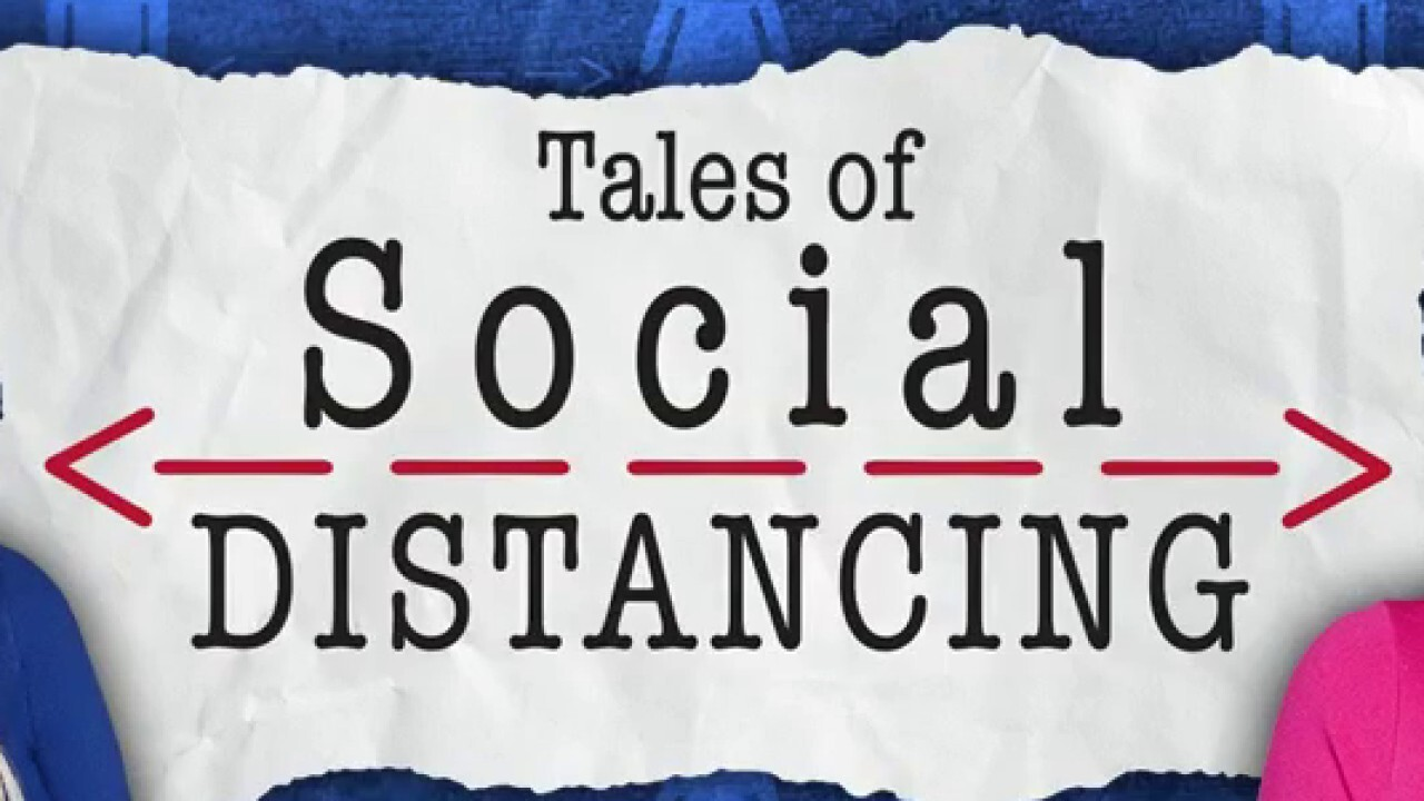 Fox Nation debuts new show 'Tales of Social Distancing'