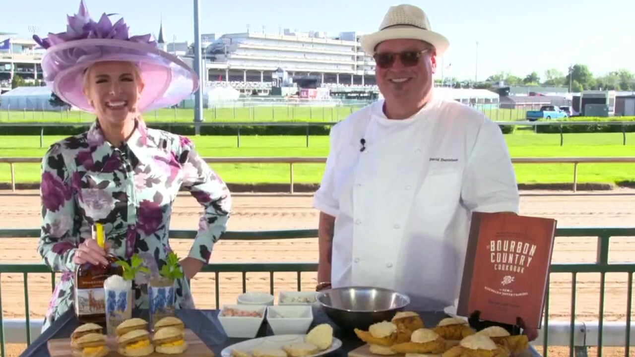 Churchill Downs' head chef shares recipes for race day foods