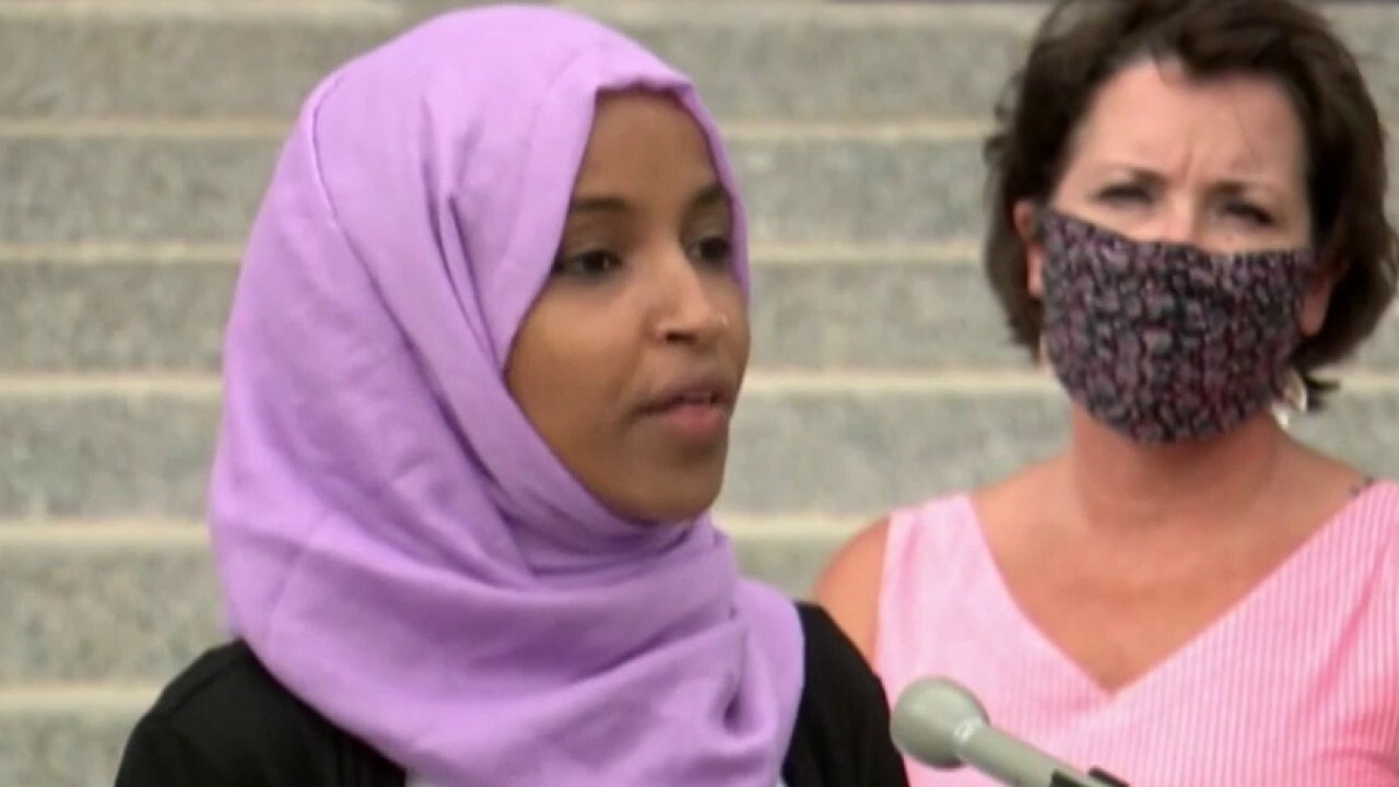 Rep. Ilhan Omar proposes radical remaking of America