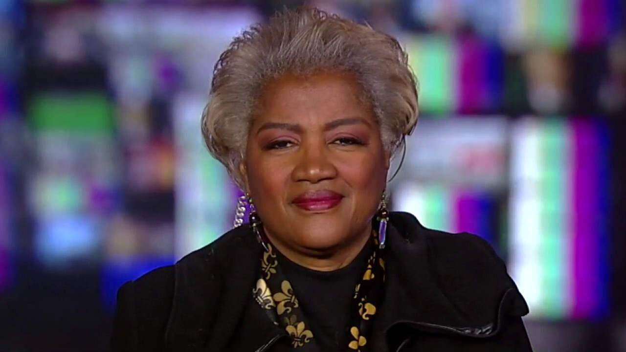 Donna Brazile reacts to Republicans weighing in on Democratic race