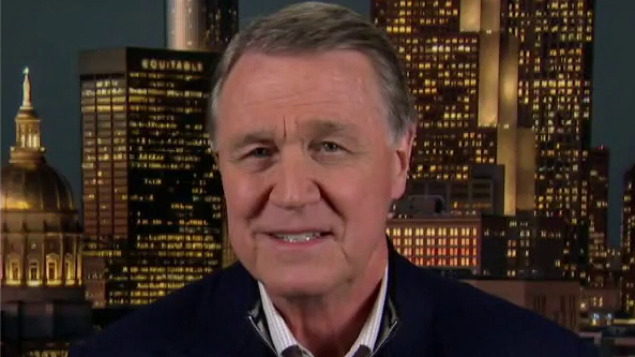David Perdue on Senate race: 'We're not taking anything for granted'