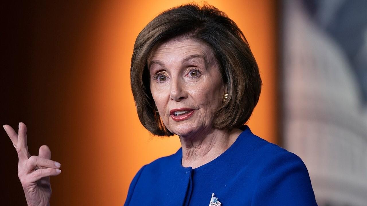 Pelosi says House will be briefed on 2020 election security and Russia meddling