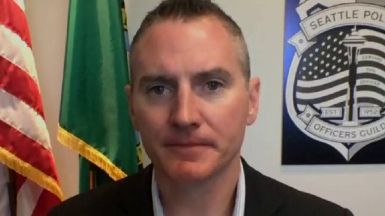 Seattle police union leader pleads for help to stop defund police movement