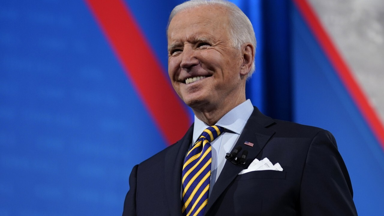 Biden contradicts WH press secretary on message of school reopenings