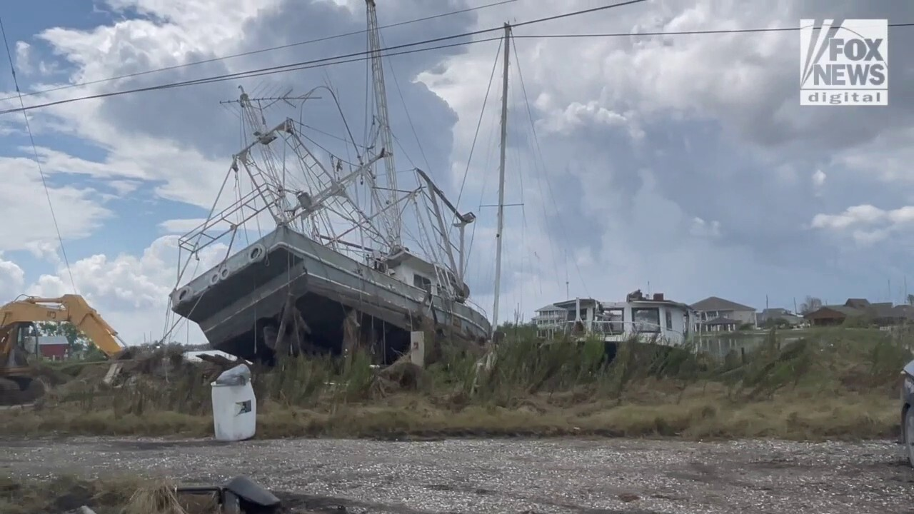 Local leaders say FEMA 'missing in action' as Southern Louisiana pleads for help with Hurricane Ida recovery