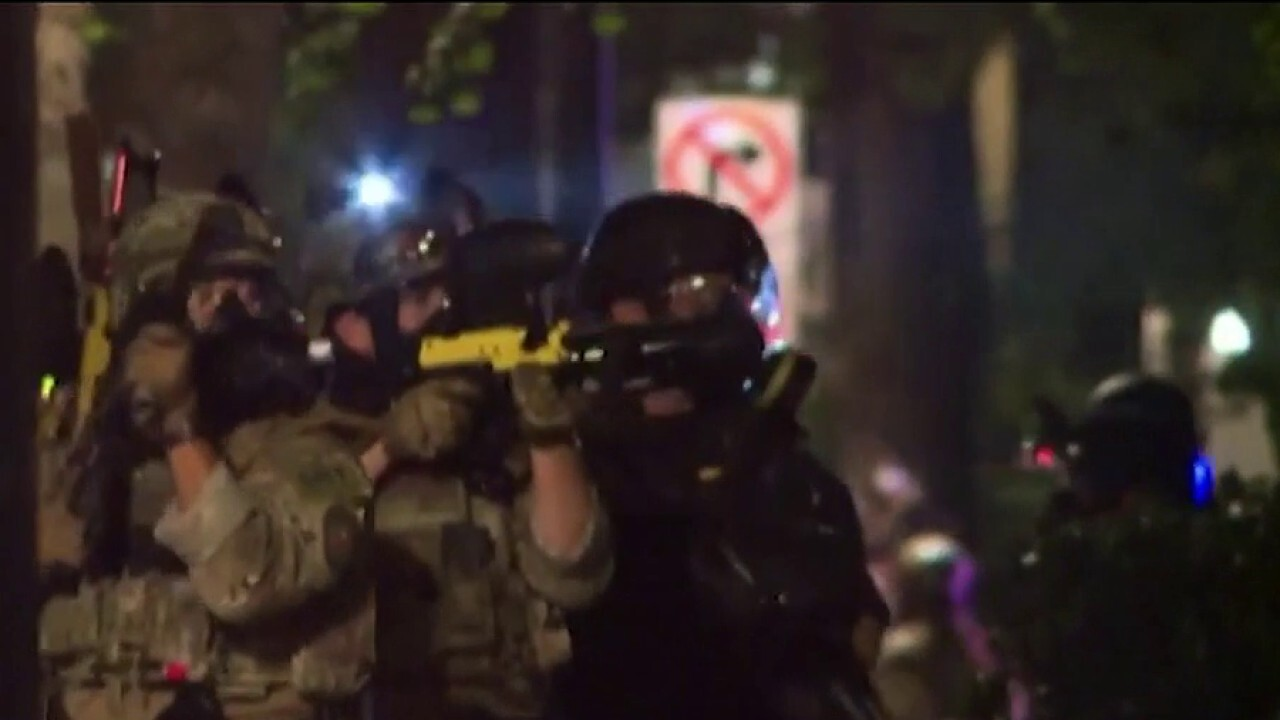 Should federal officers be used to calm protests in cities