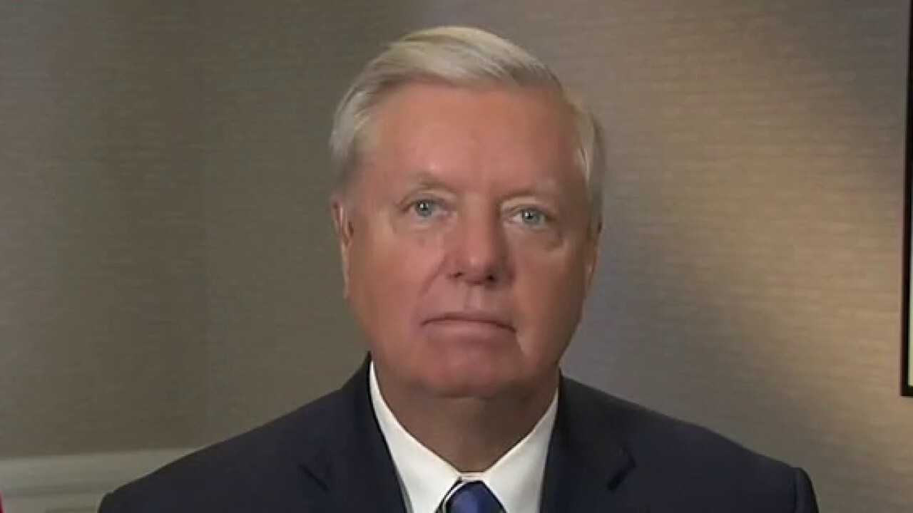 Sen. Graham slams reconciliation package as a 'liberal wish list,' not infrastructure
