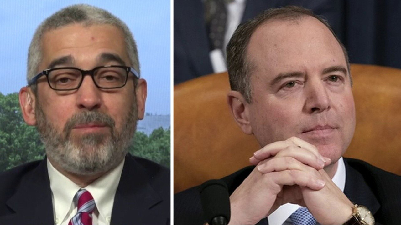 Lee Smith: Adam Schiff lied about the Trump investigation -- and the media let him