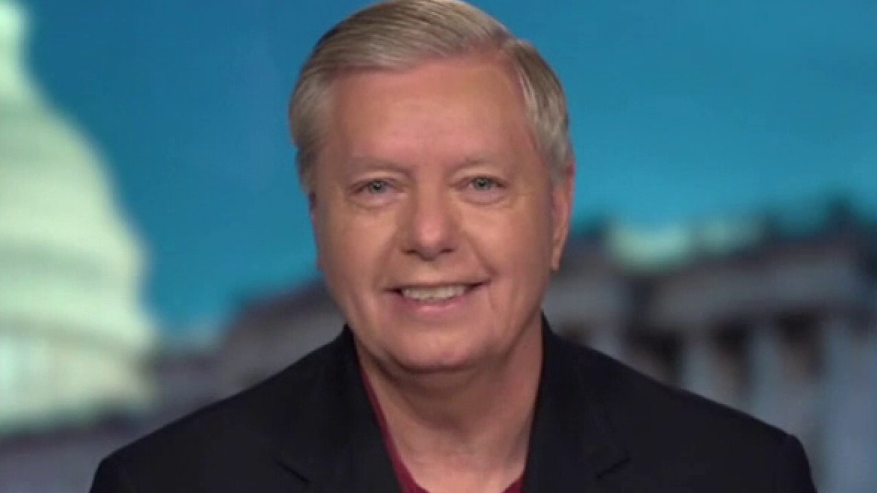 Graham: If you think the country is going the wrong way, vote in 2022