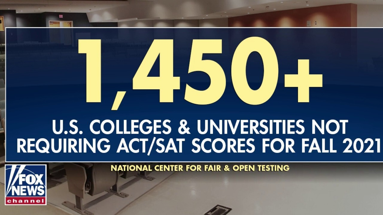 Judge rules University of California system can't use SAT, ACT scores in admissions