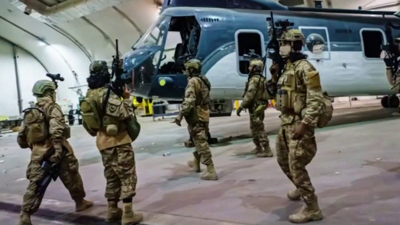 Taliban remains in possession of American weaponry, technology