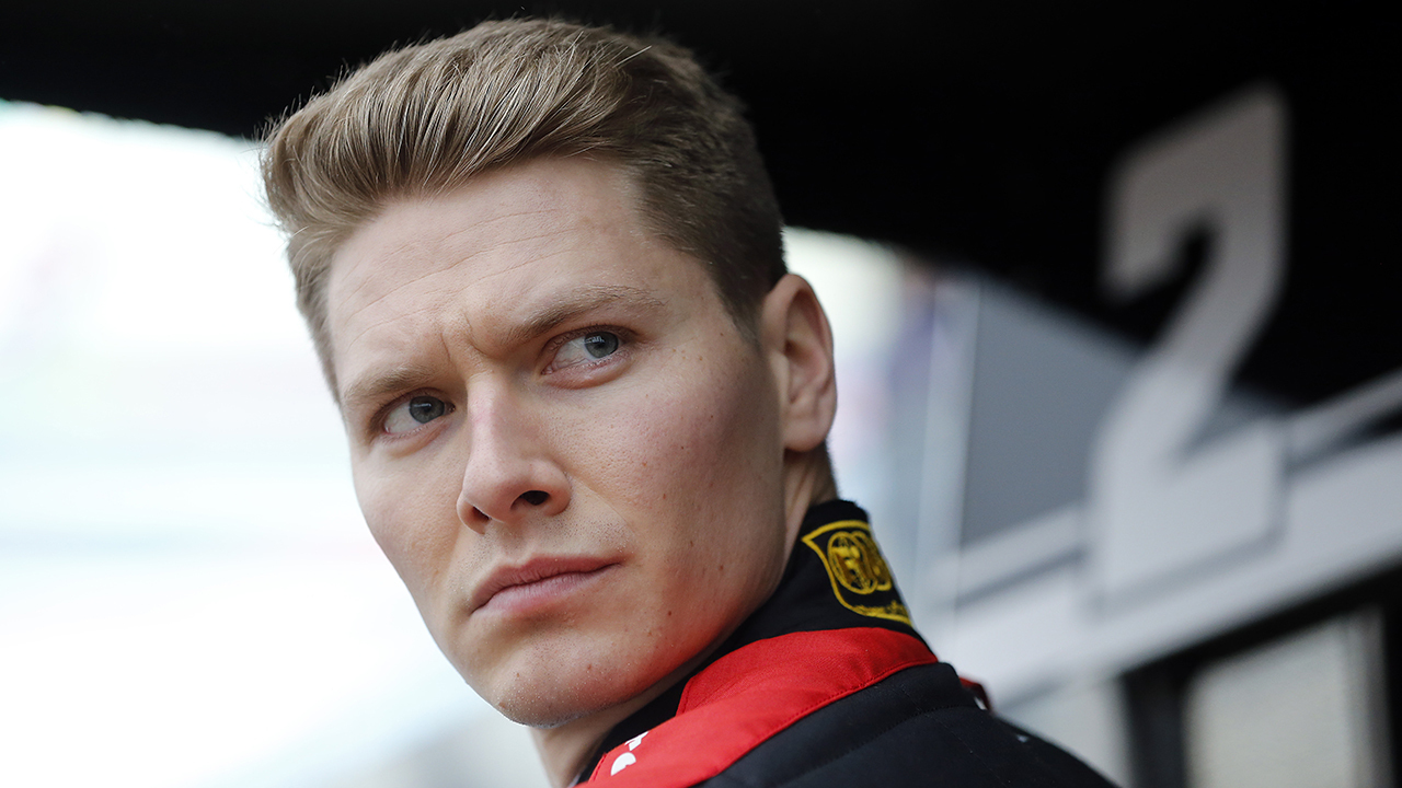 IndyCar champ Josef Newgarden ready to repeat