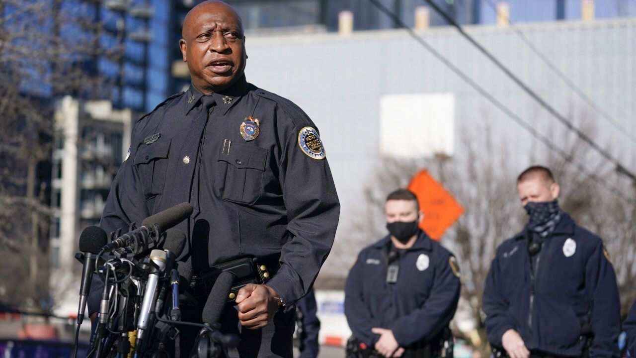 Cops say Nashville bomb suspect killed in Christmas Day explosion