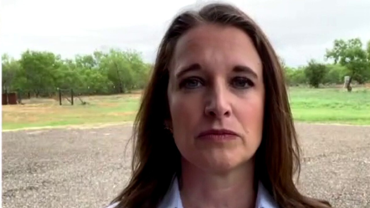 Texas rancher: 'The federal government needs to act' amid migrant surge