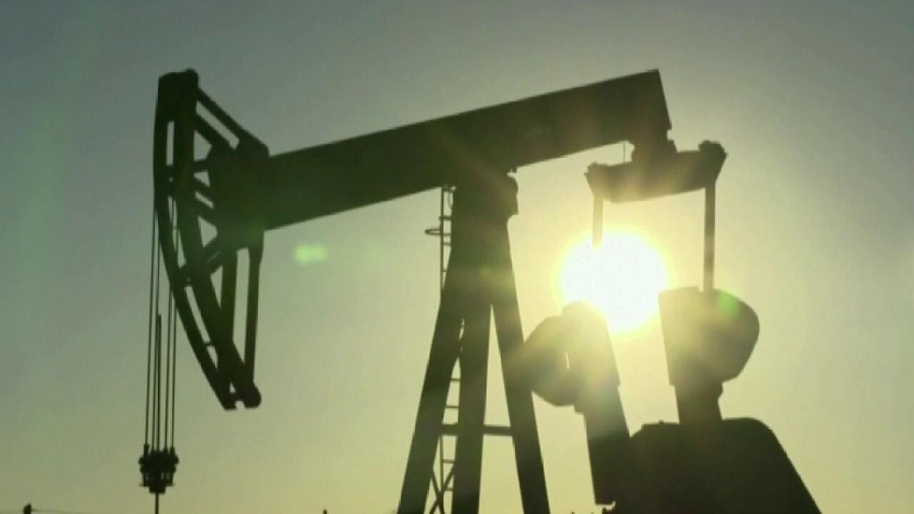 Oil prices plummet into historic negative territory