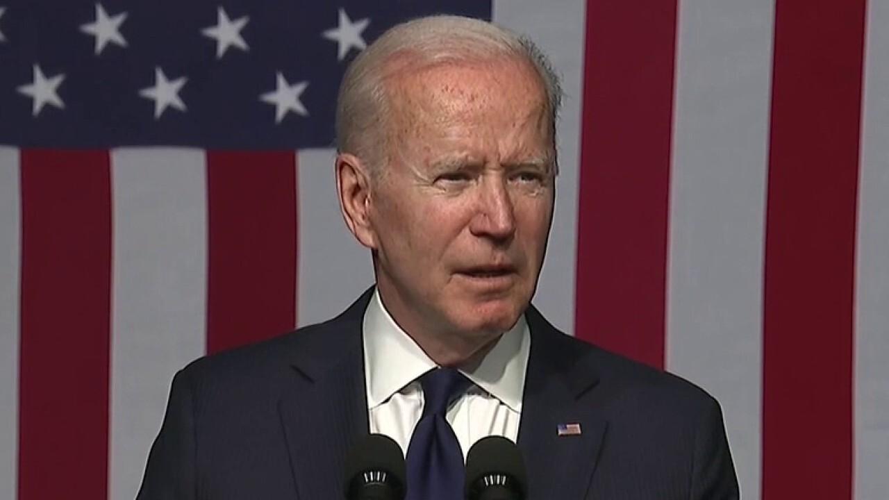 Biden's wealth creation plan fighting racism with more racism?