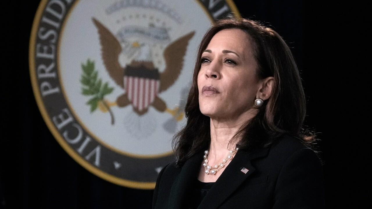 Kamala Harris absent as Biden takes heat for Afghanistan