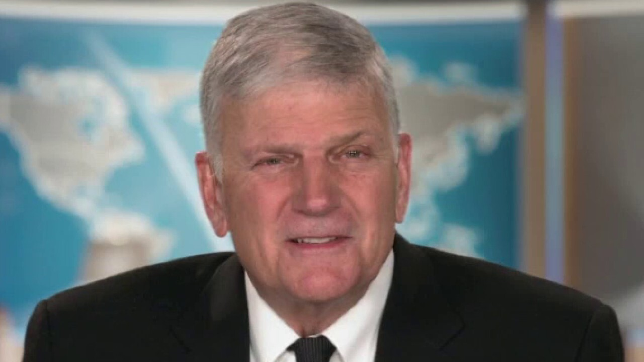 Franklin Graham on the importance of National Religious Freedom Day