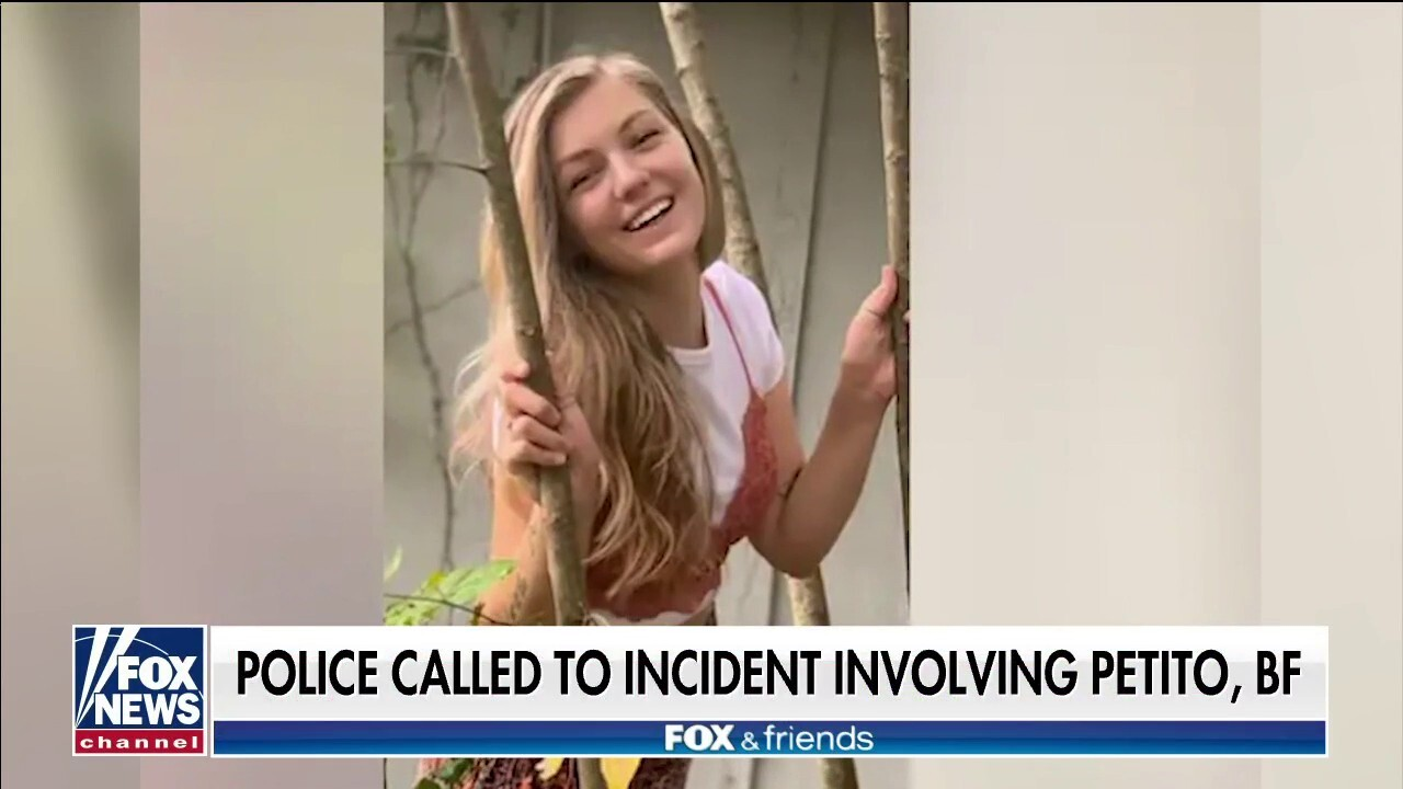 Utah cops called to incident involving Gabby Petito two weeks before last seen