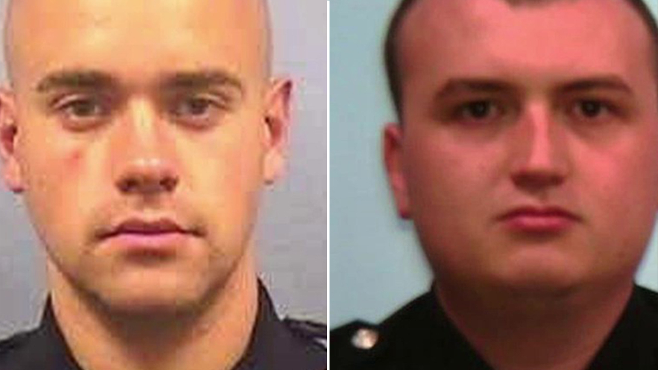 Atlanta officers involved in Rayshard Brooks death surrender themselves to police