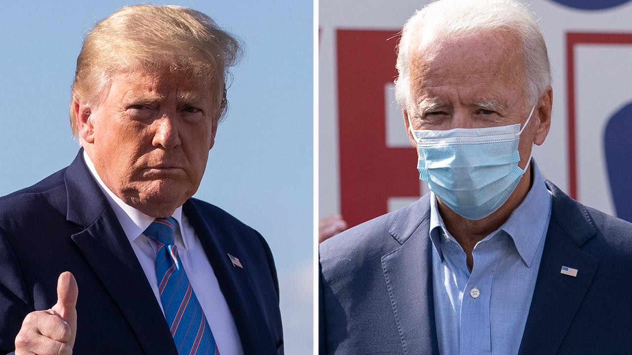 Contrasting Trump, Biden economic strategies in 2020 race