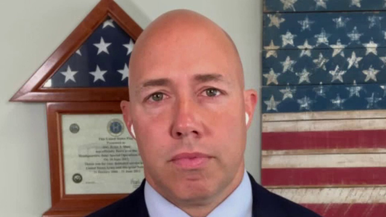 Rep. Brian Mast on Taliban takeover: 'This is an Afghanistan hostage crisis'