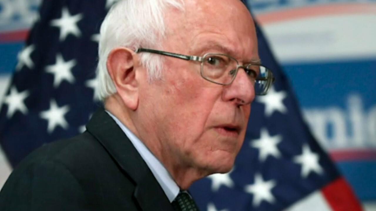 Progressives pushing Joe Biden to adopt aggressive policy agenda