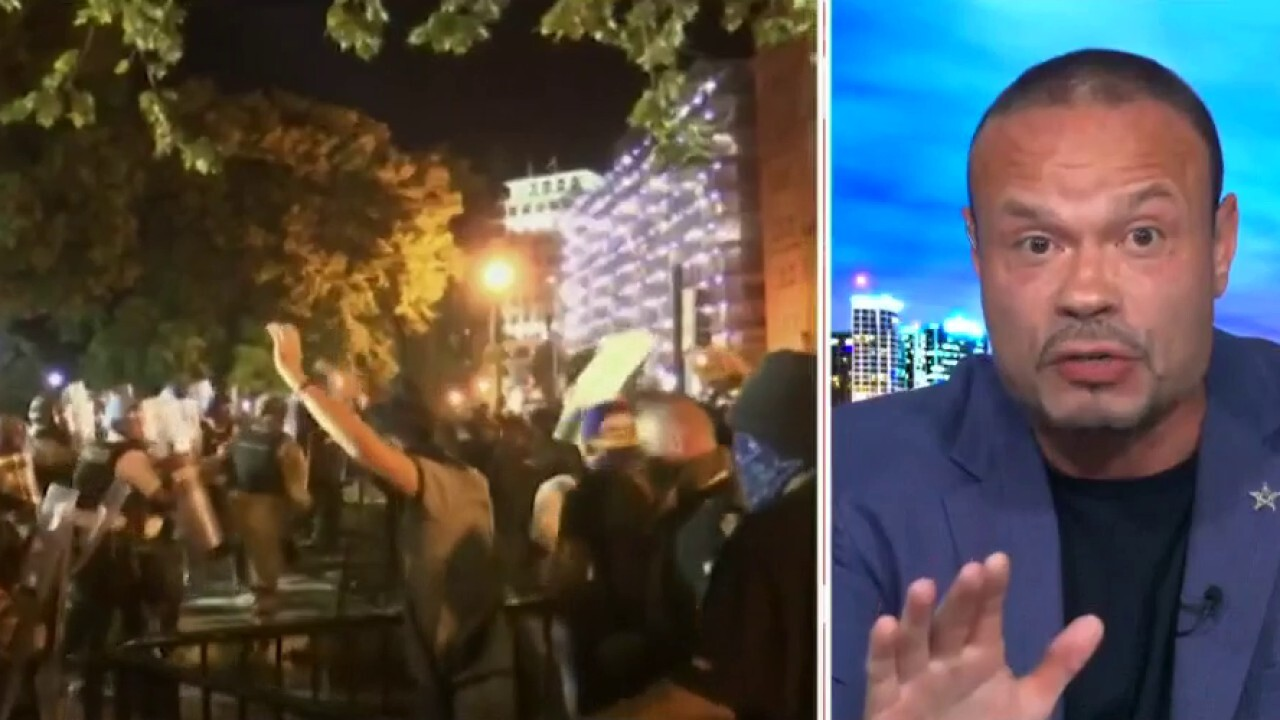 Dan Bongino reacts to violent rioting across the nation: This isn't a protest anymore, it's a coup