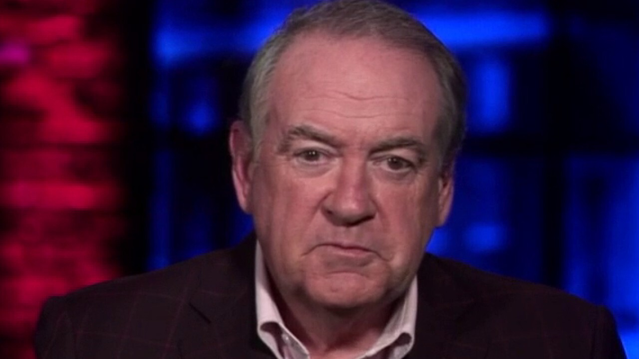 Gov. Mike Huckabee on Biden's sexual assault allegation