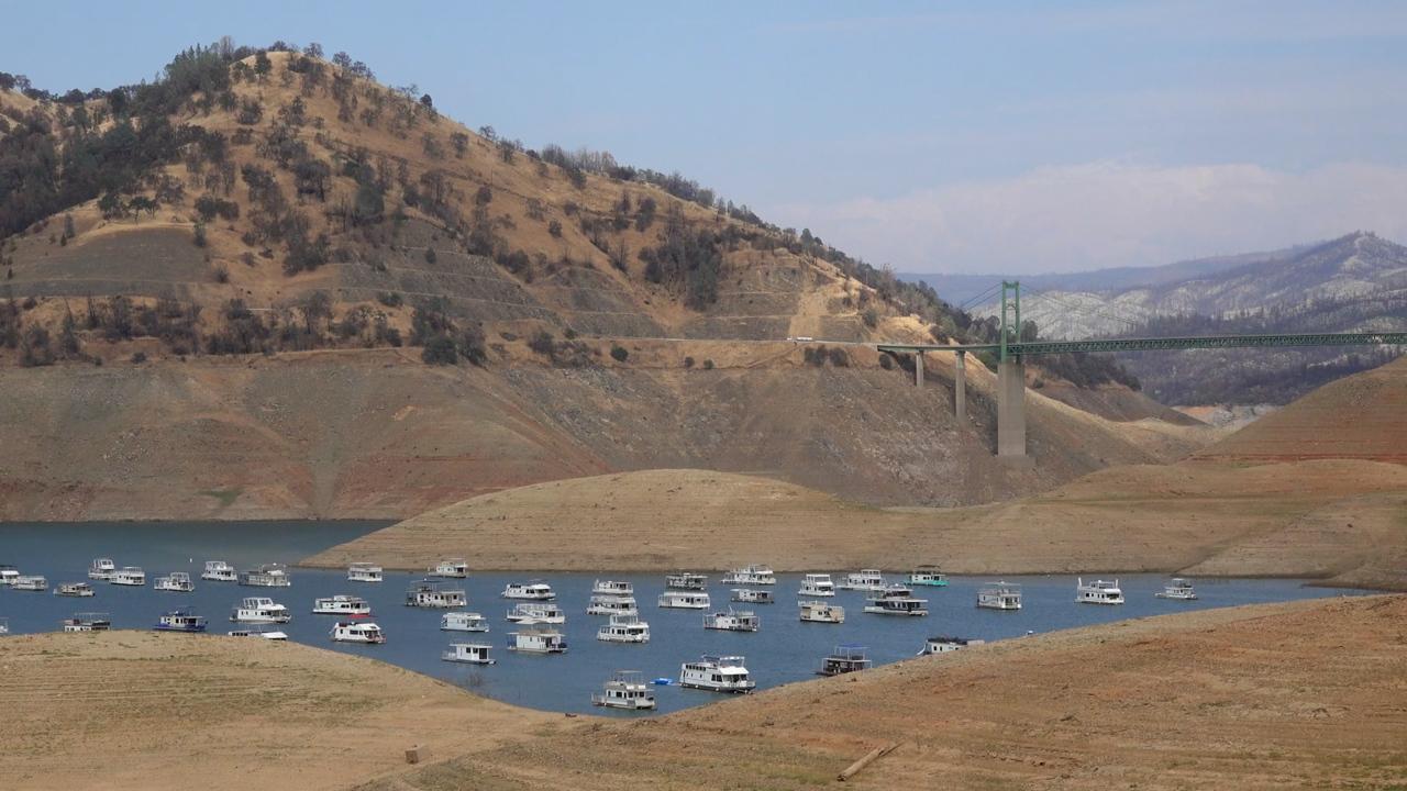 California climate crisis