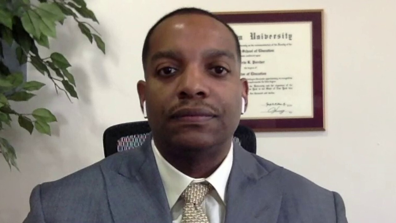 Darrin Porcher reacts to chaos in nationwide protests amid George Floyd's death
