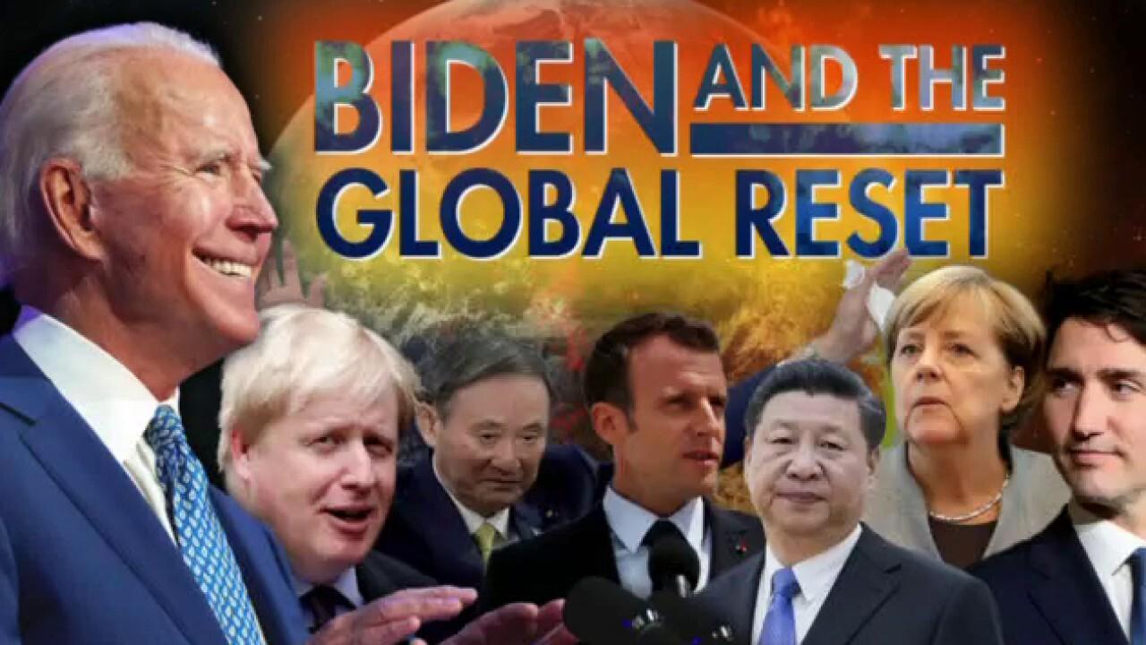 Global elites plot post-coronavirus restructuring of capitalism