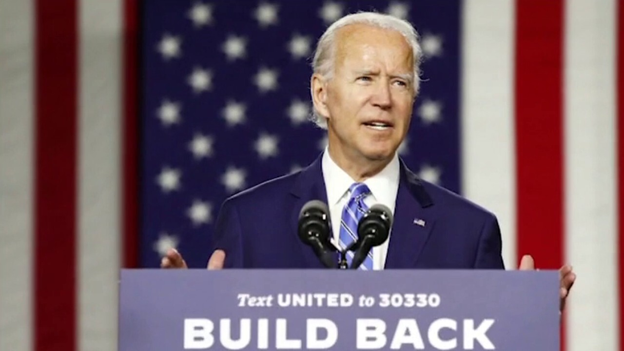 Biden's Twitter account hacked in wide-ranging 'security incident' that targeted Obama, Gates, others