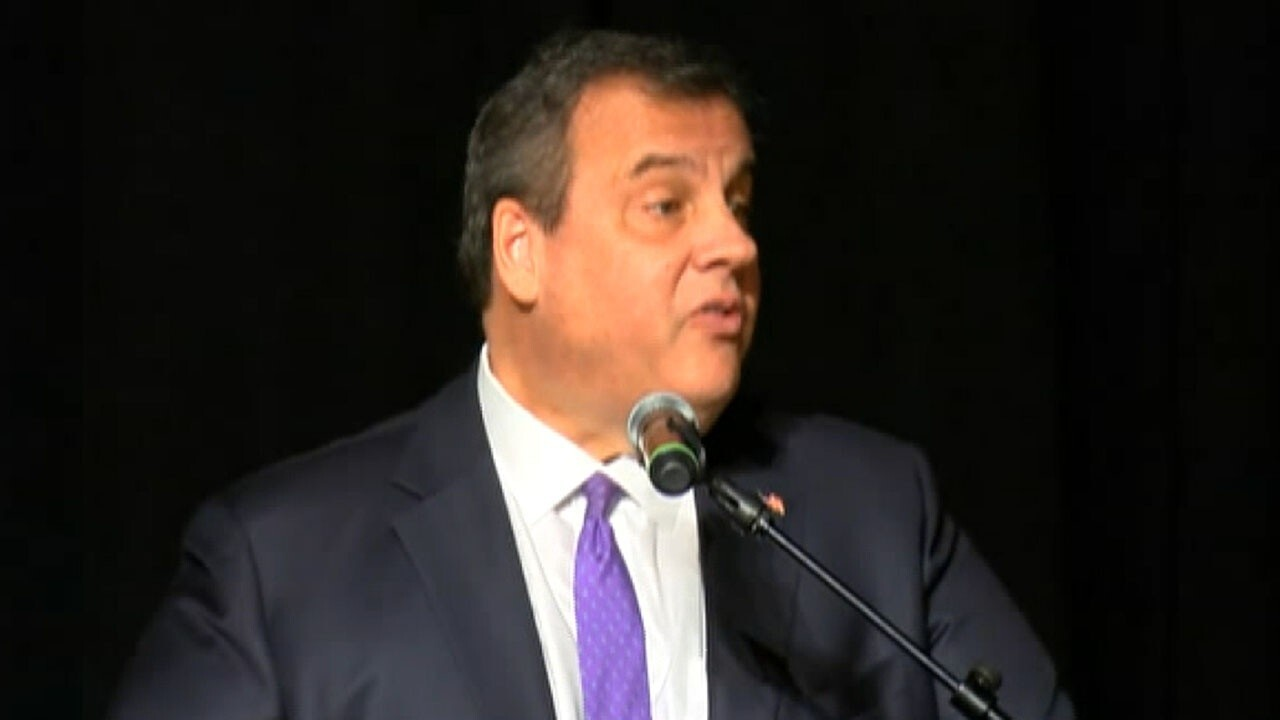 Christie: Real people who have been positively affected by Trump's policies are the best advocates