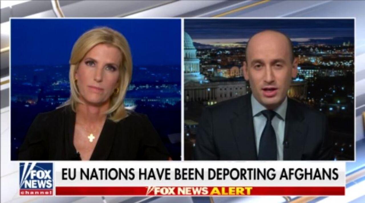 Stephen Miller: We can't trust the Biden admin to vet Afghan refugees