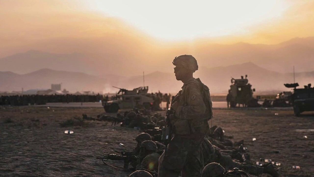 A 'somber' briefing on Afghanistan with very few answers