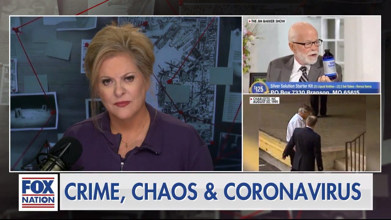 Nancy Grace busts coronavirus scams: 'Don't be a victim!'