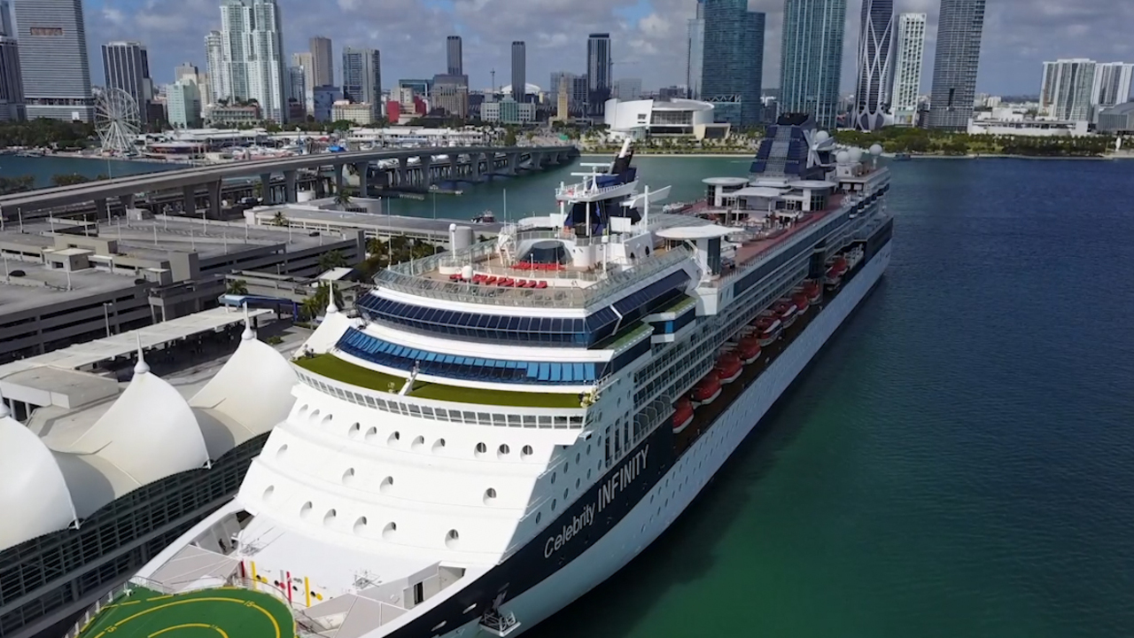 Ports hampered by pandemic without cruises