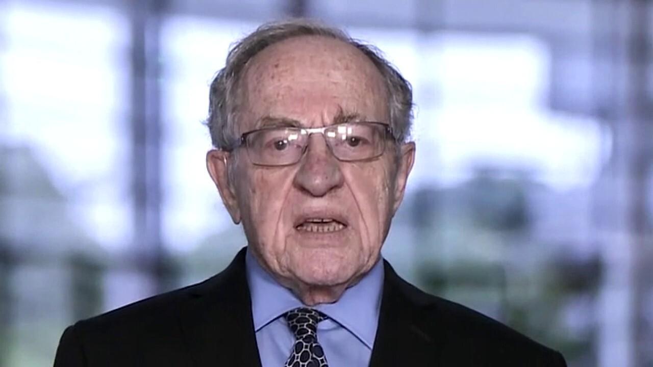 Trump impeachment 'will not go to trial': Alan Dershowitz
