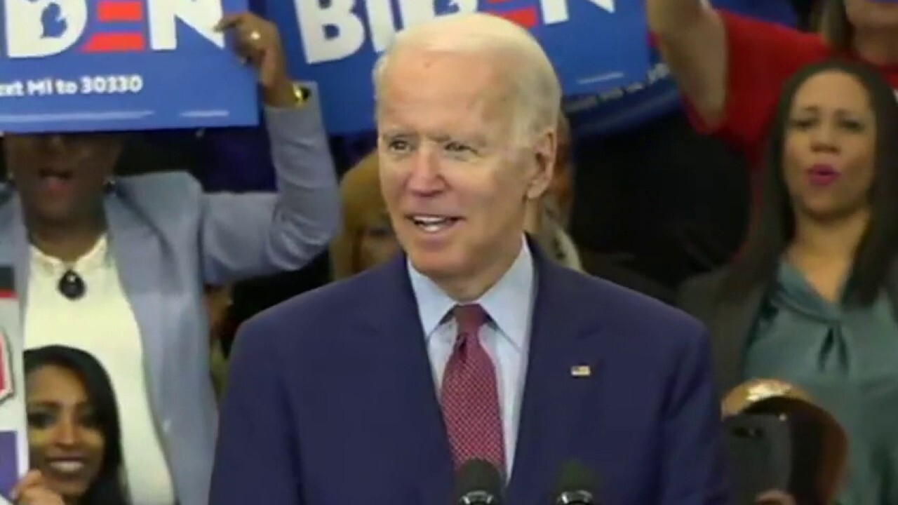 Biden releases statement denying Tara Reade sexual assault allegations